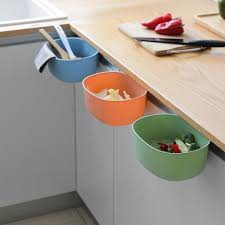 vegetable storage kitchen cabinets 2021 creative kitchen cabinet door hanging trash can