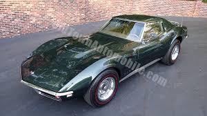 corvette 427 for sale sold 1968 corvette 427 tri power town automobile truck sales