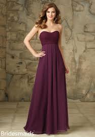 bridesmaid gown mori 107 lace and chiffon bridesmaid gown novelty