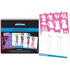 buy project runway fashion design sketch portfolio kit 1 free