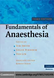 fundamentals of anesthesia 3rd ed