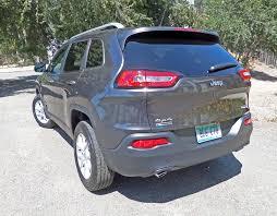 jeep cherokee rear bumper 2014 jeep cherokee latitude 4 4 test drive nikjmiles com