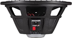 amazon com kicker 40cwr122 compr series 12 inch subwoofer 2 ohm