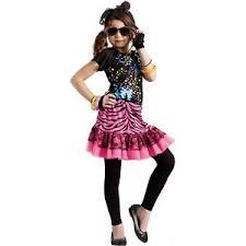 Halloween Rockstar Costume Ideas 80 U0027s Pop Party Costume Kids Rock Star Singer Halloween Fancy Dress