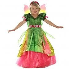 Donut Halloween Costume Princess Paradise Big Girls Multi Child Donut Waitress Halloween