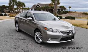 2015 lexus es 350 sedan review road test review 2015 lexus es350 19