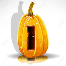 happy halloween image happy halloween font cut out pumpkin letter i royalty free