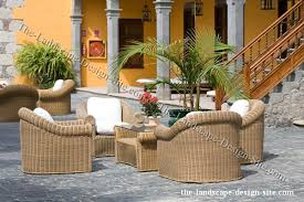 Outdoor Pation Furniture by Patio Enclosures On Patio Ideas And Perfect Wicker Outdoor Patio