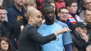 manchester city yaya toure deserves a new contract but does pep