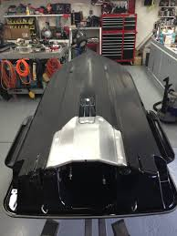 painted my ski build thread lots of pics seadoo forums