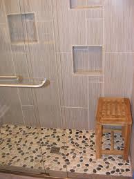 measured contemporary black bathroom designs with dark wall subway