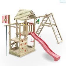 Aire De Jeux Wickey by Kinderspielturm Fire Station Mit Sandkasten Und Rutsche Spielturm