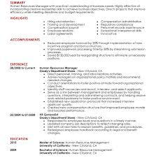 Good Example Resume by Download Good Sample Resume Haadyaooverbayresort Com