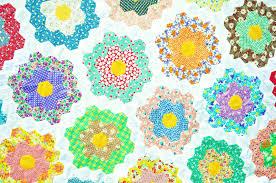 sweet woodruffs grandmother u0027s flower garden quilt