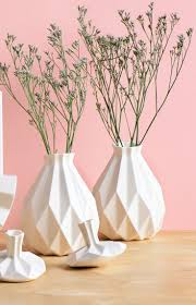 Origami Home Decor by Best 25 Vase Origami Ideas On Pinterest Facettes Boite Pastel