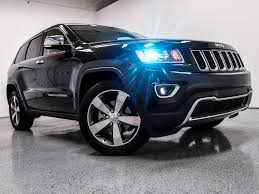 2014 blue jeep grand cherokee pre owned 2014 jeep grand cherokee limited 4d sport utility in