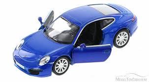 porsche 911 model cars porsche 911 s blue uni fortune 555010z 5 collectible