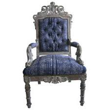 Throne Style Chair Gently Used U0026 Vintage Victorian Decor For Sale At Chairish