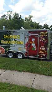 Kitchen Trailer For Sale by Angelina U0027s Italian Kitchen Food Trailer For Sale