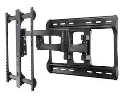 heavy duty speaker wall mounts sanus xf228 full motion wall mounts mounts products sanus