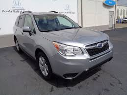 2014 used subaru forester 4dr automatic 2 5i premium pzev at honda