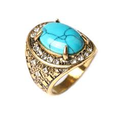 compare prices on big stone ring men online shopping buy low