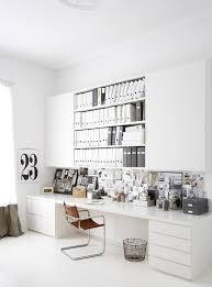 coin bureau dans salle à manger s aménager un coin bureau à la maison bee organisée