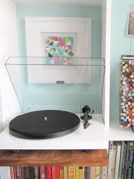 wall mounted record player diy record player shelf extension u2014 little house big city