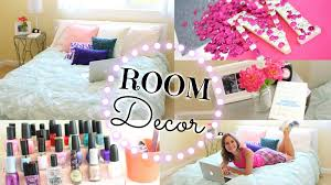 How To Decorate My Home by Easy Diy Ways To Re Decorate Your Room Youtube