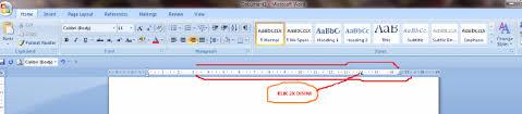 cara membuat garis pada daftar isi makalah garis otomatis pada daftar isi dengan ms word adhiewalk