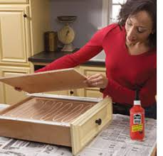 HOME DZINE Kitchen Easy Doityourself Kitchen Cabinet Repairs - Kitchen cabinet repairs