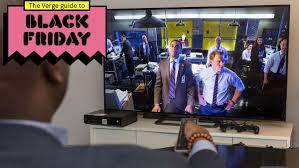 best black friday tv deals samsung the verge on twitter