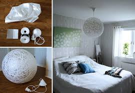 Chandelier That Turns Your Room Into A Forest 21 Diy Lamps And Chandeliers Made Of Everyday Objects