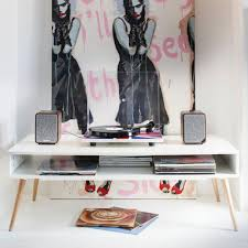 Living Room Bluetooth Speakers Ruark Audio Mr1 Mk2 Bluetooth Speaker System Walnut Best Prices