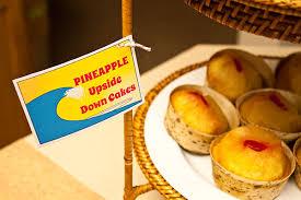 sweet n savory saturday pineapple upside down cupcakes piggy