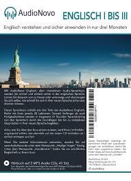 Einkaufen Von Zu Hause Audionovo Englisch I Ii Und Iii Englisch Lernen Für Anfänger