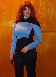 Star Trek Halloween Costume Dr Crusher Costume Star Trek Tng Feminist Halloween Costumes