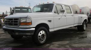 Ford F350 Truck Tires - 1996 ford f350 xlt pickup truck item h7730 sold march 2