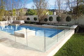 Backyard Pool Fence Ideas Modern Garden Design Ideas With Outdoor Living Space With Above