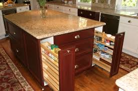 Spice Rack In A Drawer Spice Rack W L Rubottom Cabinets Co