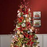 tree with decorations included decore