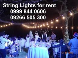 string lights for wedding events manila makati