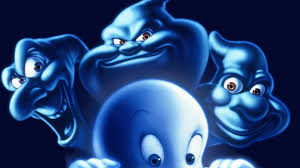 cartoon ghost halloween background casper 1 i u0027m a ghost youtube