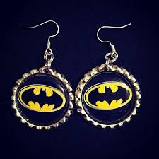 batman earrings best 25 batman jewelry ideas on batman ring future