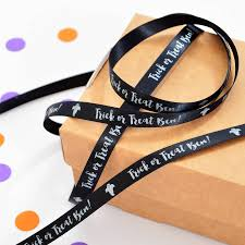 printed ribbon 10mm personalised printed ribbon by altered chic