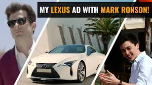 lexus richmond uk lexus lc500 make your mark ibiza 2017 youtube