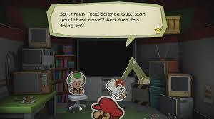 green energy plant u2013 paper mario color splash walkthrough u2013 mario