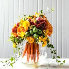 Flowers For Delivery Floral Food Carrott Arrangement Unusual Funeral Flower