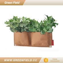 Vertical Garden Pot - xiamen green field co ltd vertical garden wall planter living