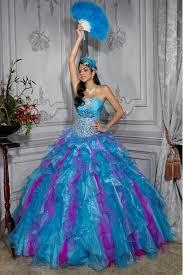 Blue Wedding Dress Purple And Blue Wedding Dress Wedding Decorate Ideas